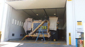 Large Machinery Spray Booths